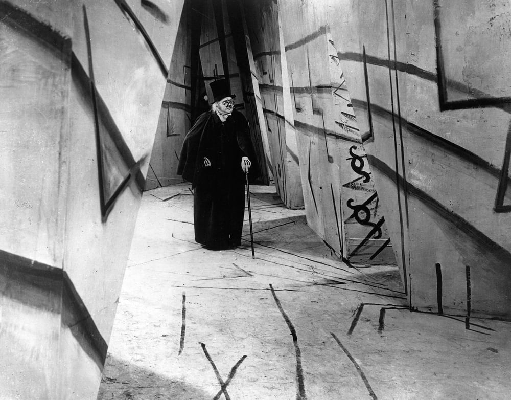 Robert Wiene, The Cabinet of Dr. Caligari, 1919