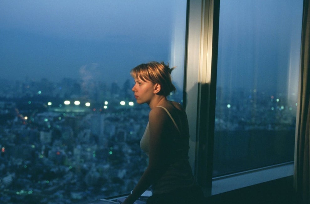 Sophia Coppola, Lost in Translation, 2003