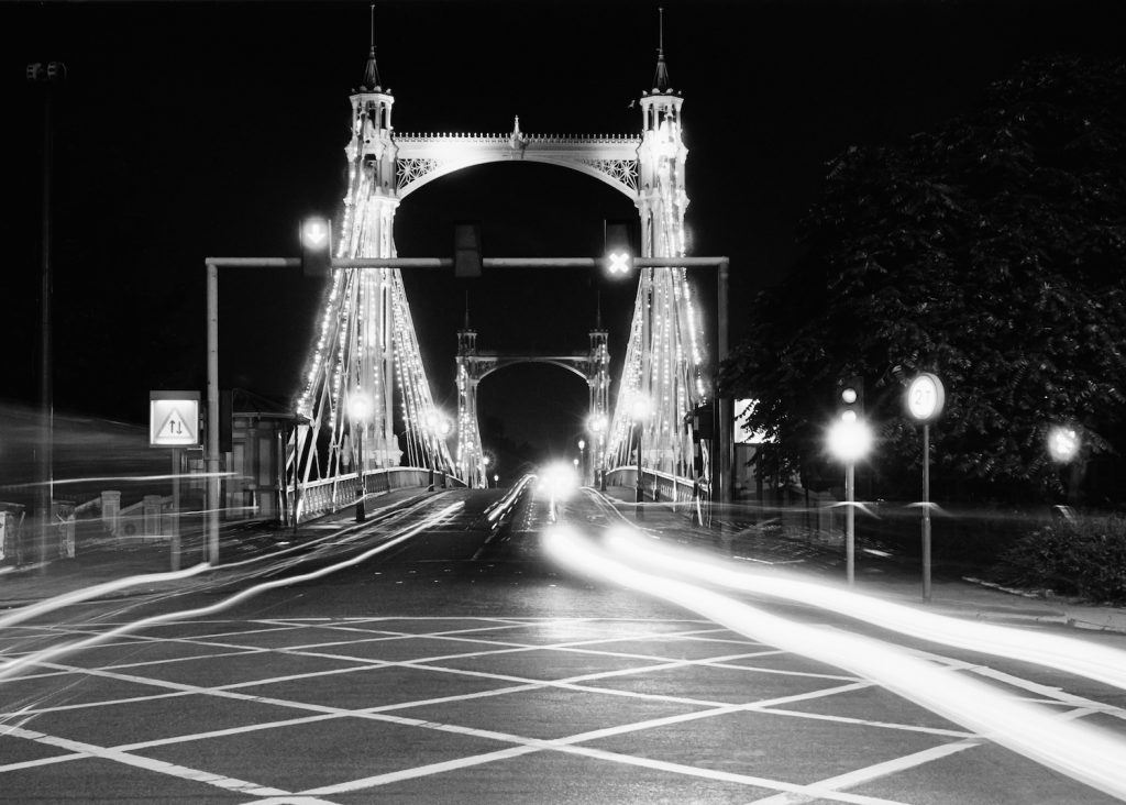 Albert Bridge, 1987