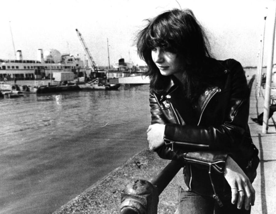 Kate Bush and Sea