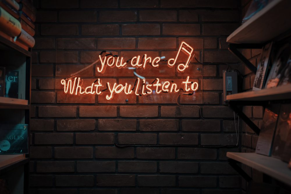You Are What You Listen To by Mohammad Metri
