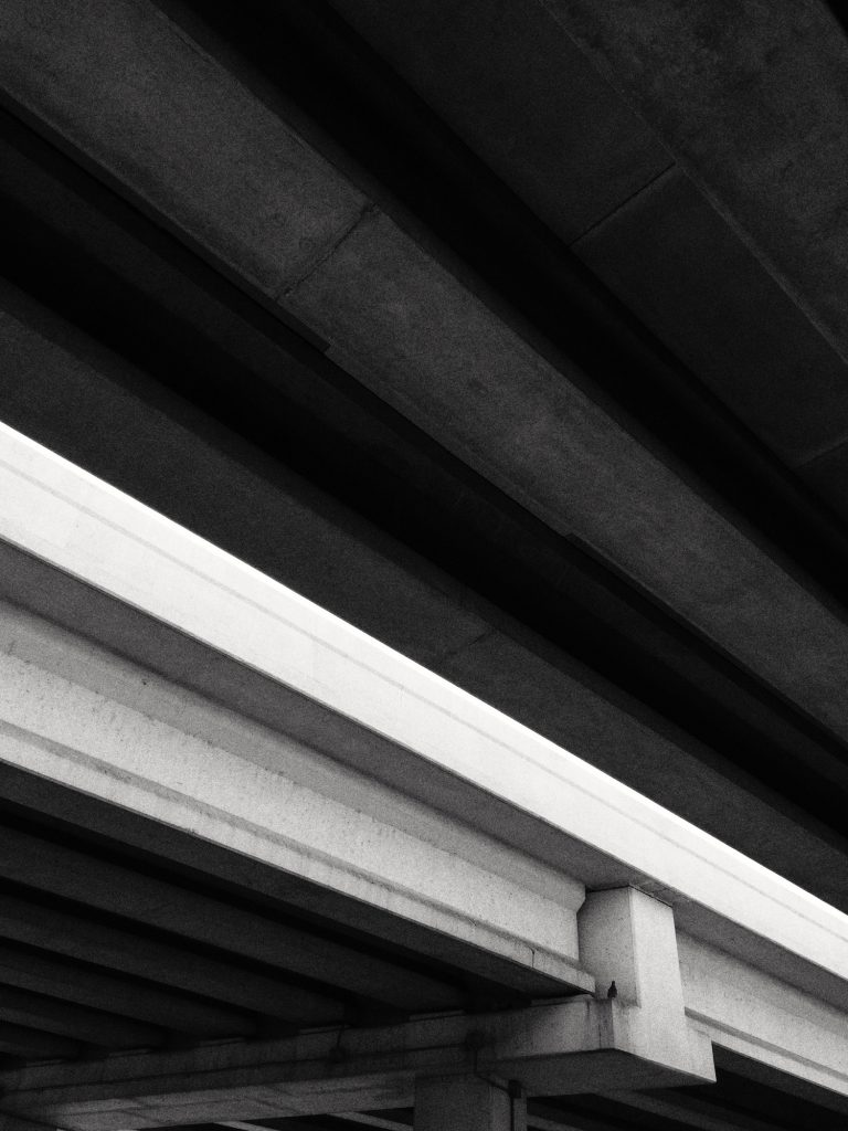 Overpass with Bird, 2014